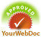 Approved by YourWebDoc.org